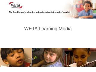 WETA Learning Media