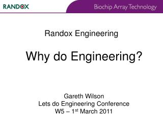 Randox Engineering