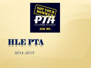 HLE PTA