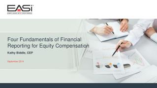 Four Fundamentals of Financial Reporting for Equity Compensation