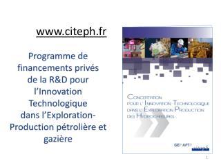 citeph.fr