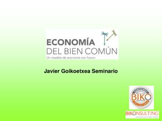 Javier Goikoetxea Seminario