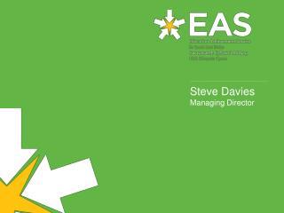 Steve Davies Managing Director