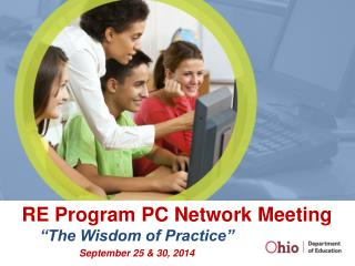 RE Program PC Network Meeting