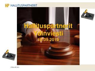 VTR/ ts  HP 2014