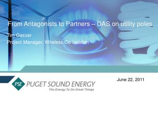 From Antagonists to Partners – DAS on utility poles