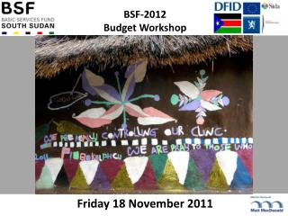 Friday  18  November  2011
