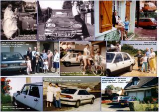 Notre Mercedes 220SE Sainte Anne-La-Palud - 1968 Mariage de notre ami Reynald