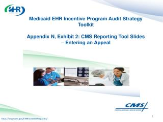 Medicaid EHR Incentive Program Audit Strategy Toolkit