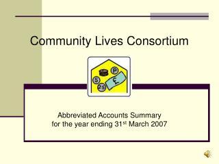 Community Lives Consortium