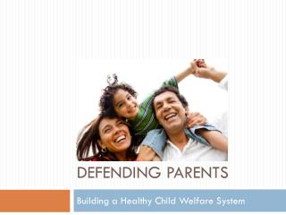 Defending Parents