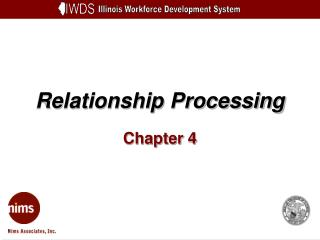 Relationship Processing