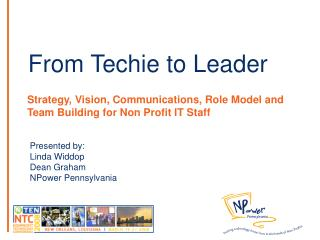 From Techie to Leader