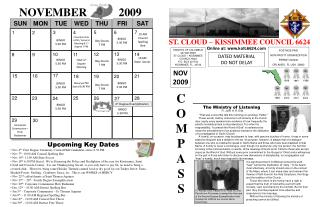 ST. CLOUD – KISSIMMEE COUNCIL 6624