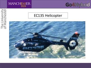 EC135 Helicopter