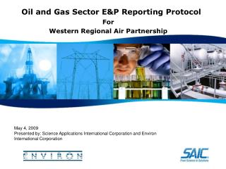 Oil and Gas Sector E&P Reporting Protocol