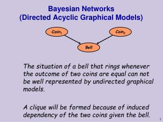 Bayesian Networks (Directed Acyclic Graphical Models)