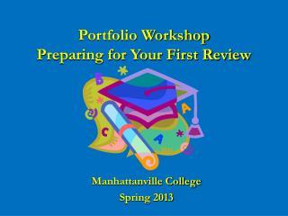 Manhattanville College Spring 2013