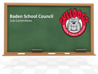 Baden School Council