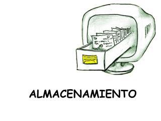 ALMACENAMIENTO