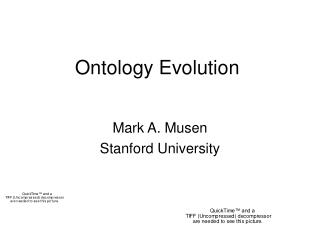 Ontology Evolution