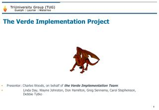 The Verde Implementation Project
