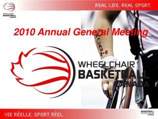 2010 Annual General Meeting