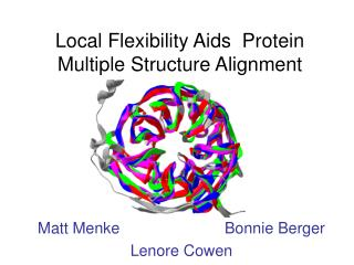 Local Flexibility Aids  Protein Multiple Structure Alignment