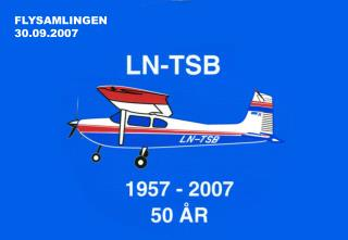 FLYSAMLINGEN  30.09.2007