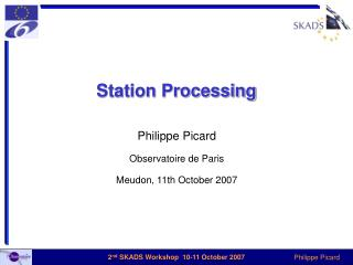 Station Processing