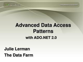 Advanced Data Access Patterns
