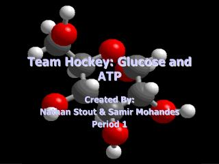 Team Hockey: Glucose and ATP