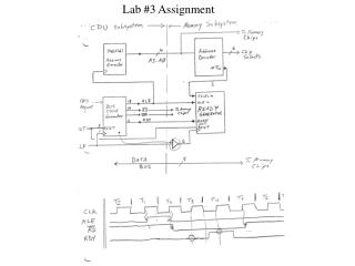 Lab #3 Assignment