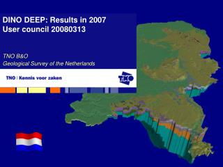 TNO B&O Geological Survey of the Netherlands