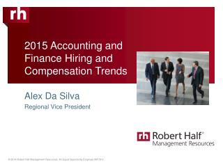 2015 Accounting and Finance Hiring and Compensation Trends