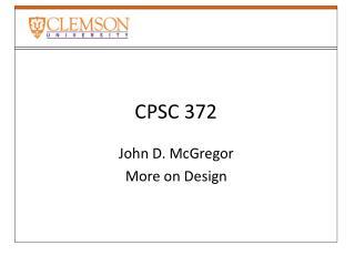 CPSC 372