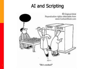 AI and Scripting
