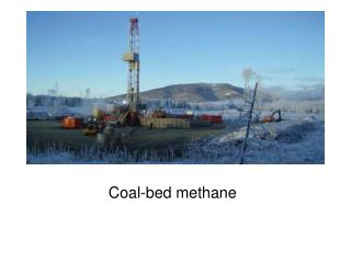 Coal-bed methane