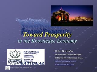 Toward Prosperity