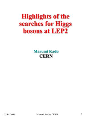 Highlights of the searches for Higgs bosons at LEP2