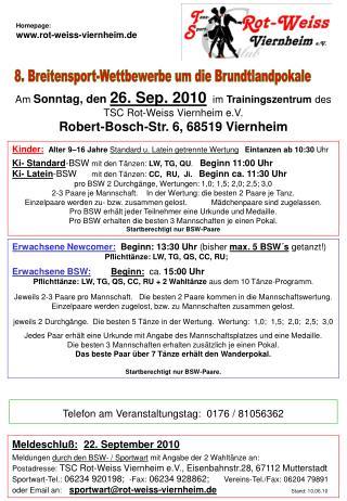 Homepage:   rot-weiss-viernheim.de