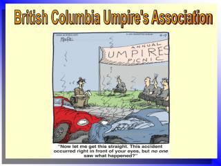 British Columbia Umpire's Association