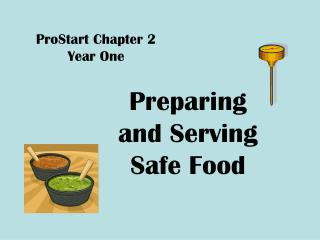 ProStart Chapter 2 Year One