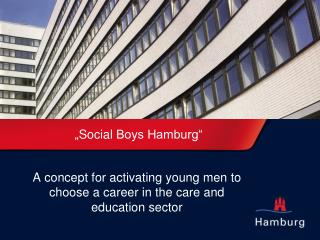 A concept for activating young men to choose a career in the care and education sector
