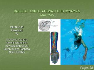 BASICS OF COMPUTATIONAL FLUID DYNAMICS ANALYSIS