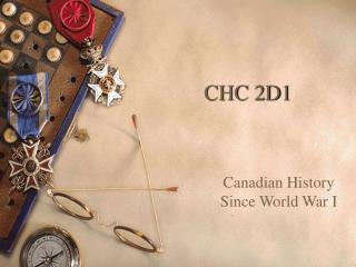 CHC 2D1