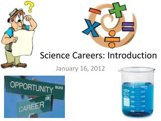 Science Careers: Introduction