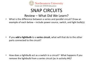 SNAP CIRCUITS Review – What Did We Learn?
