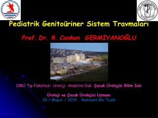 Pediatrik  Genitoüriner  Sistem Travmaları