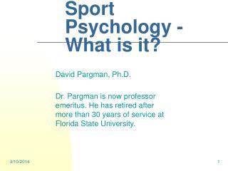 CareersinSportsPsychology
